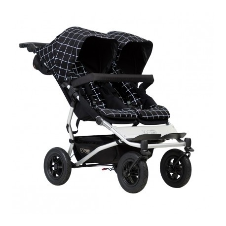 NUEVO MOUNTAIN BUGGY DUET 3.0 GRID