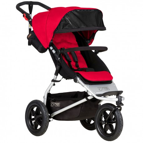 URBAN JUNGLE DE MOUNTAIN BUGGY ROJO
