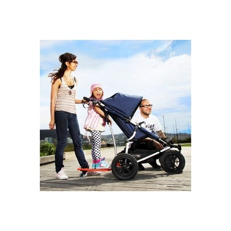 PATIN UNIVERSAL BUGGY MOUNTAIN, convertible en patinete