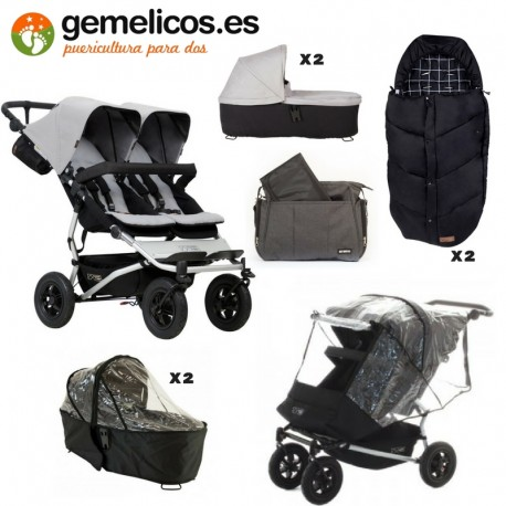 PACK MOUNTAIN BUGGY DUET 3.0 INVIERNO