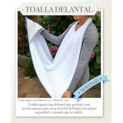 TOALLA DELANTAL BRISA BEBE - NH