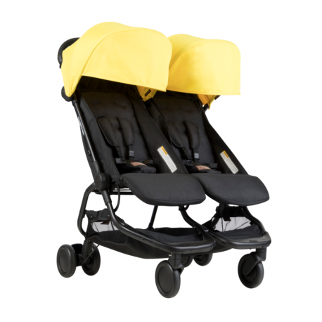 NANO DUO DE MOUNTAIN BUGGY AMARILLA