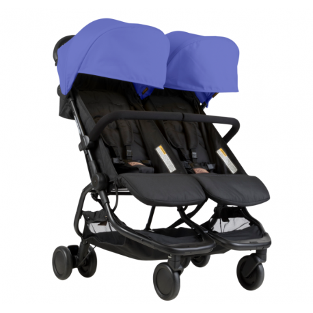 NANO DUO DE MOUNTAIN BUGGY AZUL