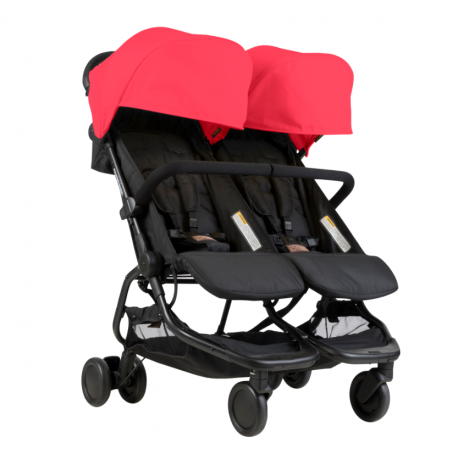 NANO DUO DE MOUNTAIN BUGGY ROJA