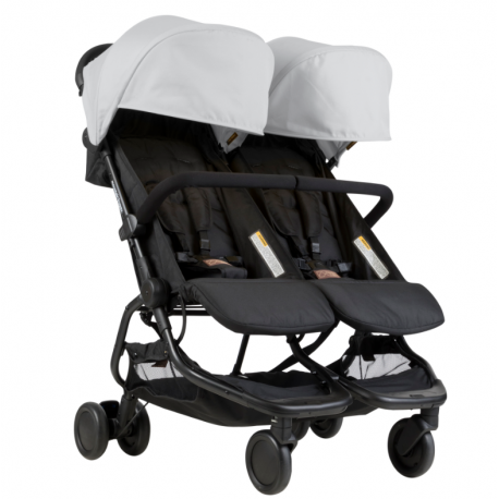 NANO DUO DE MOUNTAIN BUGGY GRIS