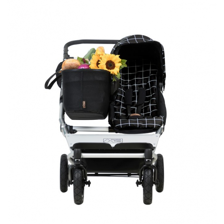 MOUNTAIN BUGGY DUET 3.0 INDIVIDUAL + BOLSA LATERAL