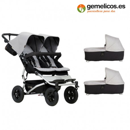 PACK MOUNTAIN BUGGY DUET 3.0 BASICO