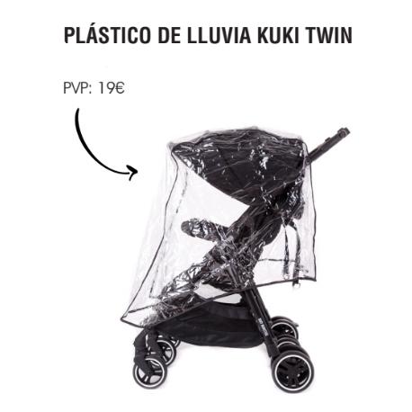 BURBUJA DE LLUVIA KUKI TWIN DE BM