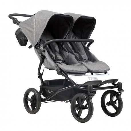 Mountain Buggy DUET LUXURY + 1 CAPAZOS