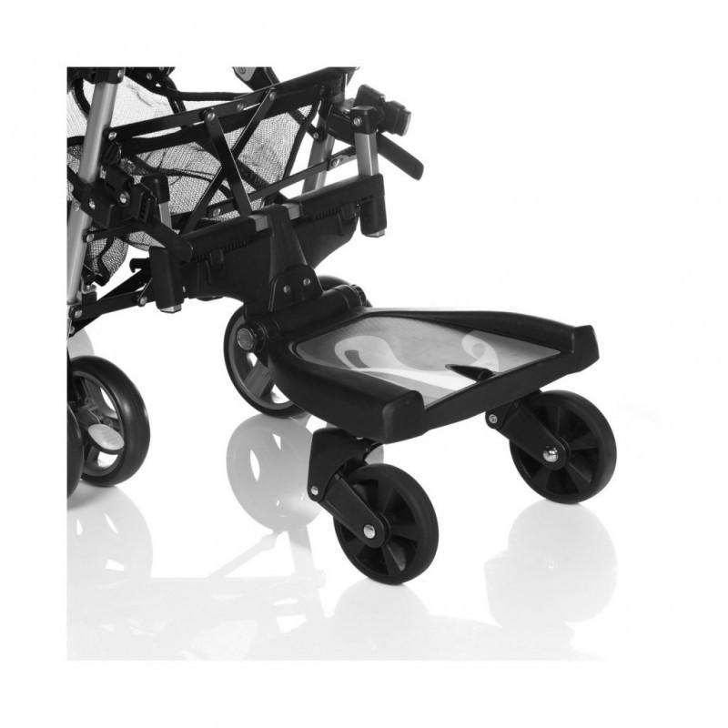 Patin universal para carro y silla ligera segboard for Sillas para carro