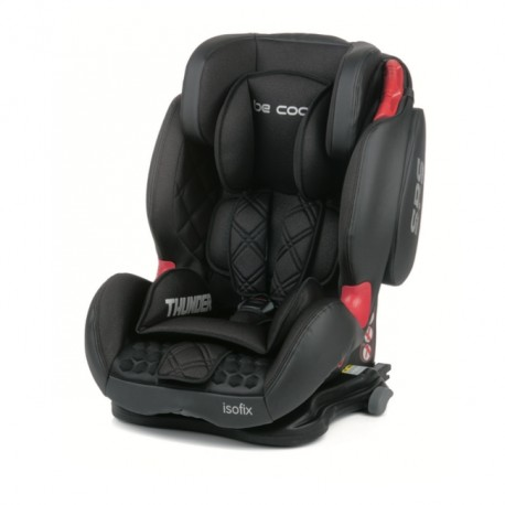 SILLA DE AUTO THUNDER ISOFIX BE COOL