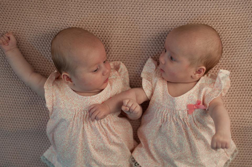 Carritos para bebé gemelares